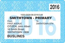 buslinesstudent-bus-pass