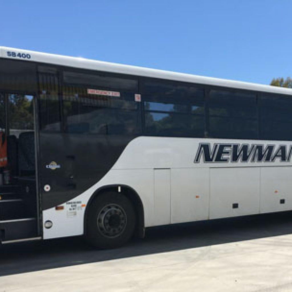 newmans bus charter